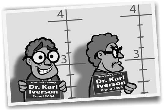 Karl Mug Shot Full tilted
