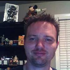 Ray Kasel - First Developer/Cleanup Artist